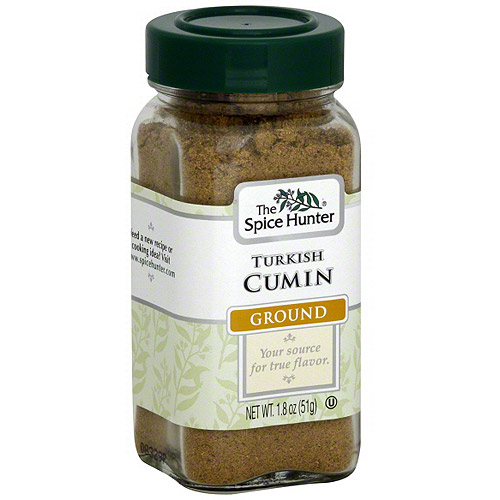 The Spice Hunter Turkish Ground Cumin, 1.8 oz (Pack of 6)