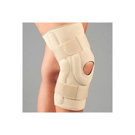 FLA Stabilizing Knee Brace w/Composite Hinges -