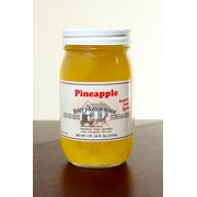 Byler's Homemade Amish Country Pineapple Jelly Fruit Spread 16 oz.