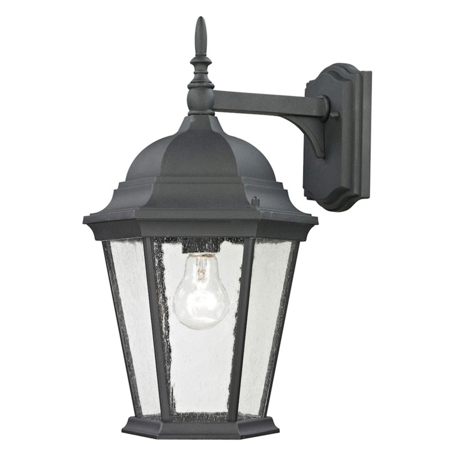Thomas Lighting Temple Hill 8101 Outdoor Wall Sconce by CornerStone