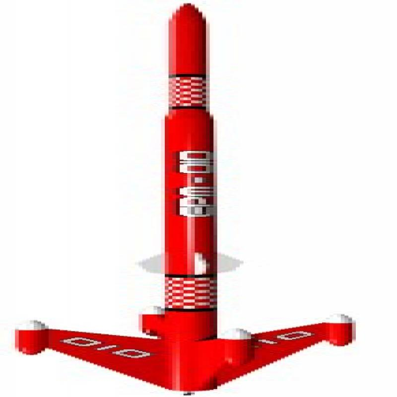 Estes EPM 010 Model Rocket Kit by Estes