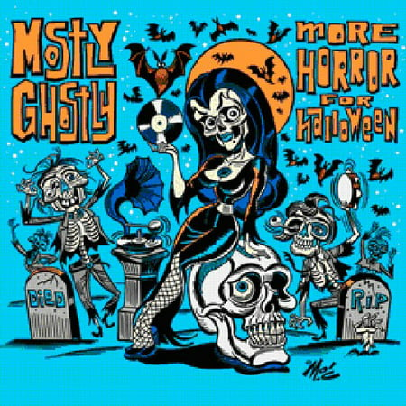 Mostly Ghostly-More Horror for Halloween - Mostly Ghostly-More Horror for Halloween [CD]](Halloween Horror Songs Mp3)
