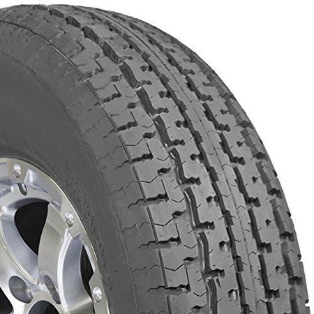 Trailer King II ST Radial ST225/75R15 LRD 8-Ply Rating Tire - Halloween Trailer