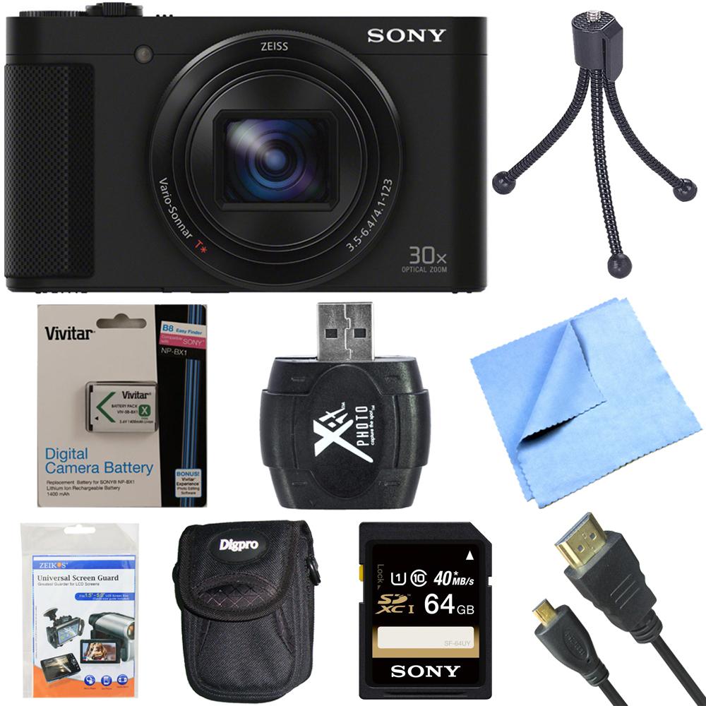 Sony Cyber-Shot DSC-HX90V/B DSC-HX90V DSC-HX90 DSCHX90B H...