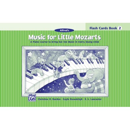Music for Little Mozarts: Music for Little Mozarts Flash Cards: A Piano Course to Bring Out the Music in Every Young Child (Level 2), Flash Cards (Paperback) - Halloween Music For Young Kids