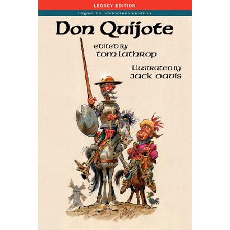 Don Quijote : Legacy Edition (Cervantes)