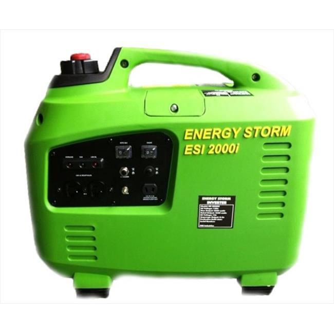 Lifan Power Energy Storm 2200 Watt CARB Gasoline Inverter Generator