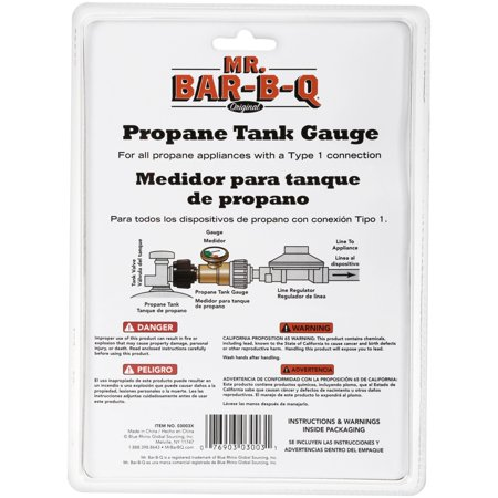 Mr. Bar-B-Q Propane Tank Level Gauge