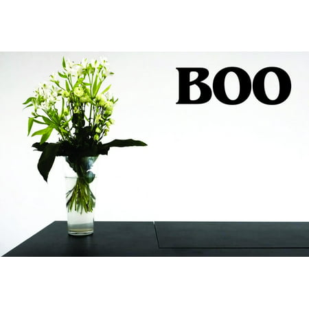 New Wall Ideas Boo Halloween Holiday Trick Or Treat 8x20