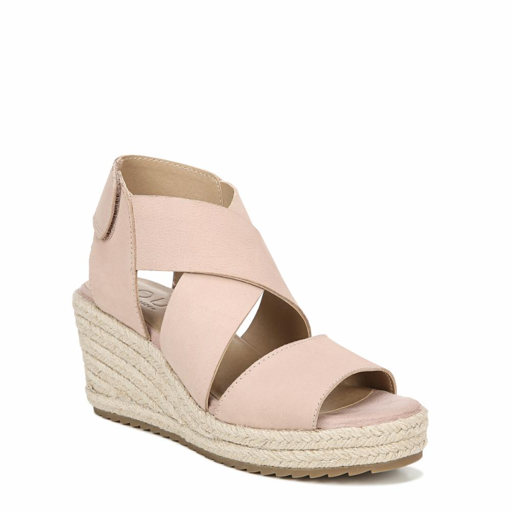 Natural Soul Women's Oshay Vmauve/Leather/Suede 10 M US - image 3 of 5