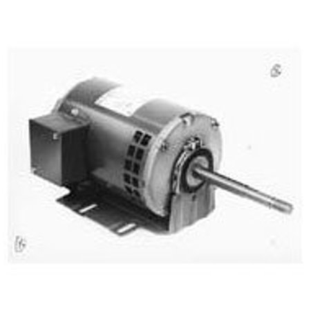 Open Air Merchandiser (Marathon X601 56Z Frame OEM Huebsch Replacement Motor, Single Phase Capacitor Start/Capacitor Run, Resilient Ring Mount, Open Air Over, 5.8/2.8-2.9 amp, 1/3 hp, 1725 rpm, 115/208-230V)