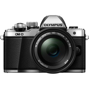 Olympus OM-D E-M10 Mark II 16.1 Megapixel Mirrorless Camera with Lens (Olympus Ls 7)