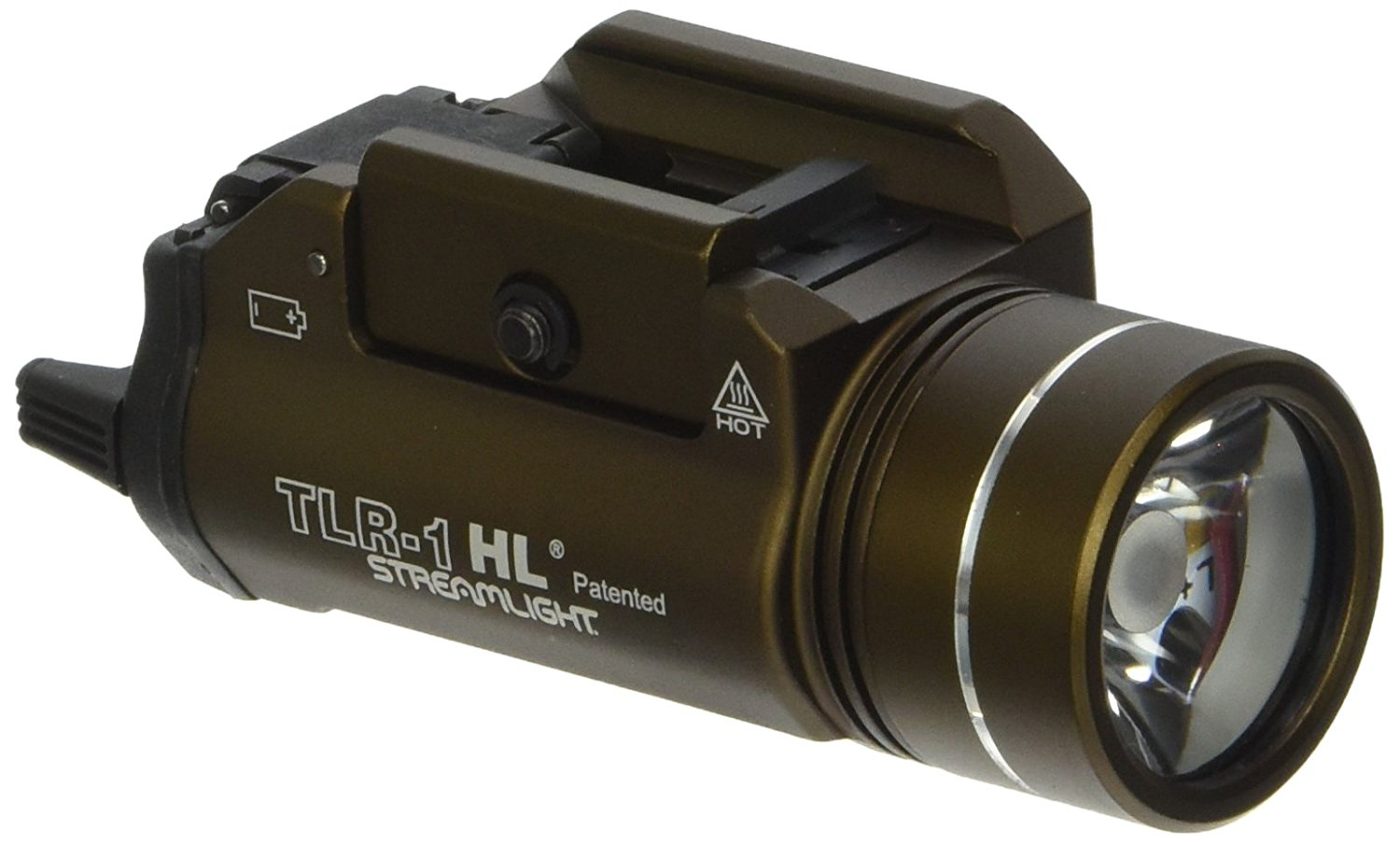 Streamlight TLR-1 HL Flat Dark Earth Brown by Supplier Generic