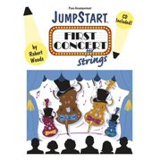 Jumpstart First Concert for Strings - Piano Accomp : Grade 1