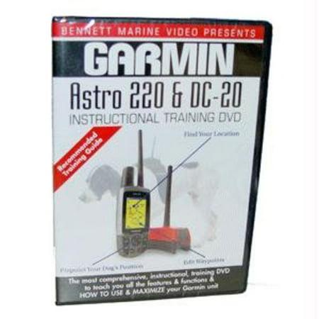 GARMIN ASTRO 220 AND DC-20 GPS