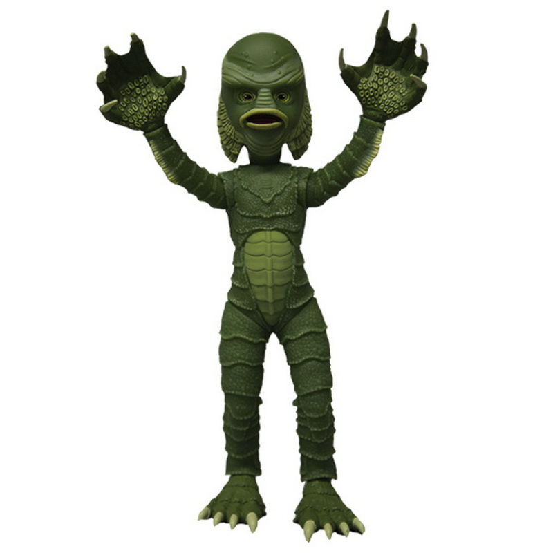 "Mezco Toyz MEZ-94167-C Living Dead Dolls Presents The Creature From The Black Lagoon 10"" Collectible Doll"