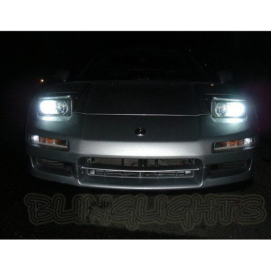 Acura NSX Bright Light Bulbs For Head Lamps 1991 1992 1993