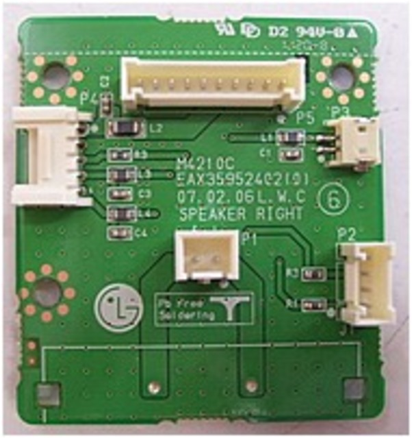 LG Electronics EAX35952402-0 Interface Board for M4210LCBA LCD (Refurbished)