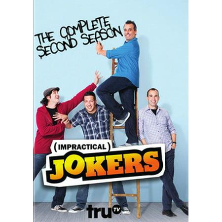 Joker Rhinestone - Impractical Jokers: The Complete Second Season (DVD)
