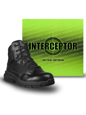 23f8a1443a34 Product Image Interceptor Men s Guard Zippered Ankle High Work Boots