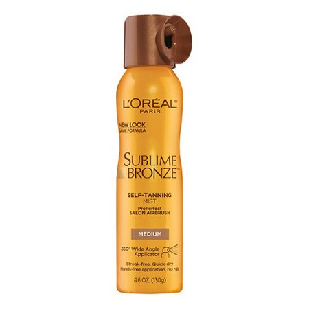 Loreal Paris Sublime Bronze Salon Perfect Airbrush Mist - 4.6