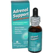 Natra Bio Adrenal Support, 1 OZ