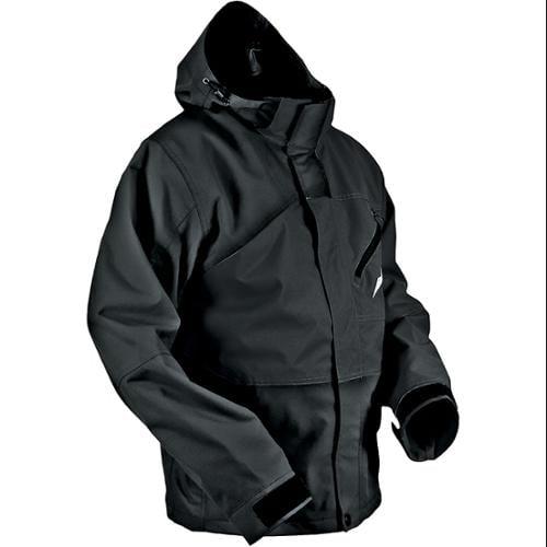 HMK Hustler 2 Mens Snow Jacket Black