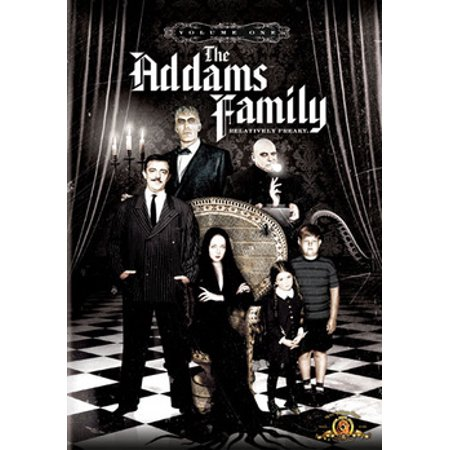The Addams Family: Volume 1 (DVD) (Halloween With The New Addams Family)