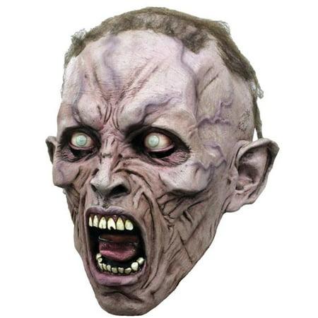 Morris Costumes TB10203 WWZ Scream Zombie 2 3 by 4 Mask](Bleeding Scream Mask)
