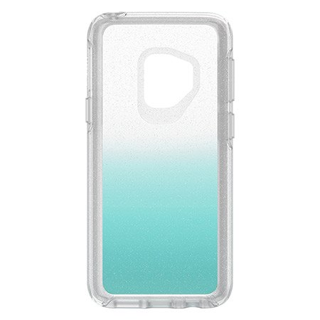 wholesale dealer 0677a 4761c OtterBox Symmetry Series Clear Case for Galaxy S9, Aloha Ombre