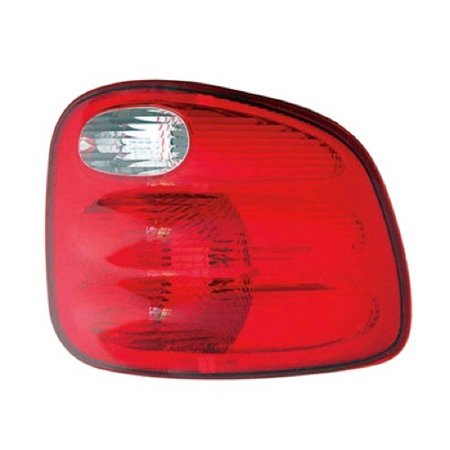 Go-Parts » 2004 Ford F-150 Heritage Rear Tail Light Lamp Assembly / Lens / Cover - Right (Passenger) Side - (XL Standard Cab Pickup; Flareside + Extended Cab Pickup; Flareside + XLT Standard