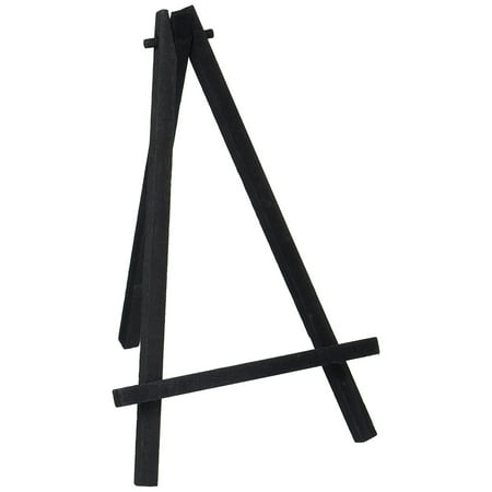 Mini Easel Stand (SMALL Mini Miniature Wooden EASEL Artist Art Stand Foldable - 5