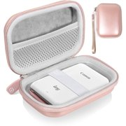 Getgear Carrying Case for Canon Ivy Mobile Mini Photo Printer Through Bluetooth(R), Rose Gold