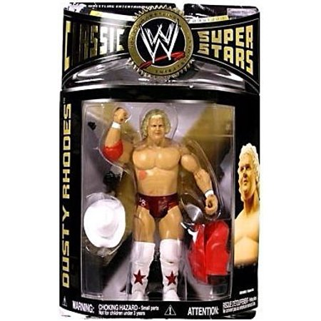 WWE Wrestling Classic Superstars Series 13 Dusty Rhodes Action Figure Wwe Classic Superstars