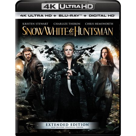 Snow White & the Huntsman (Extended Edition) (4K Ultra HD + Blu-ray + Digital HD)](Halloween 1978 Extended Edition)