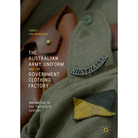 Octonauts Clothing Australia (The Australian Army Uniform and the Government Clothing Factory -)