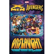 X-Men/Avengers - eBook