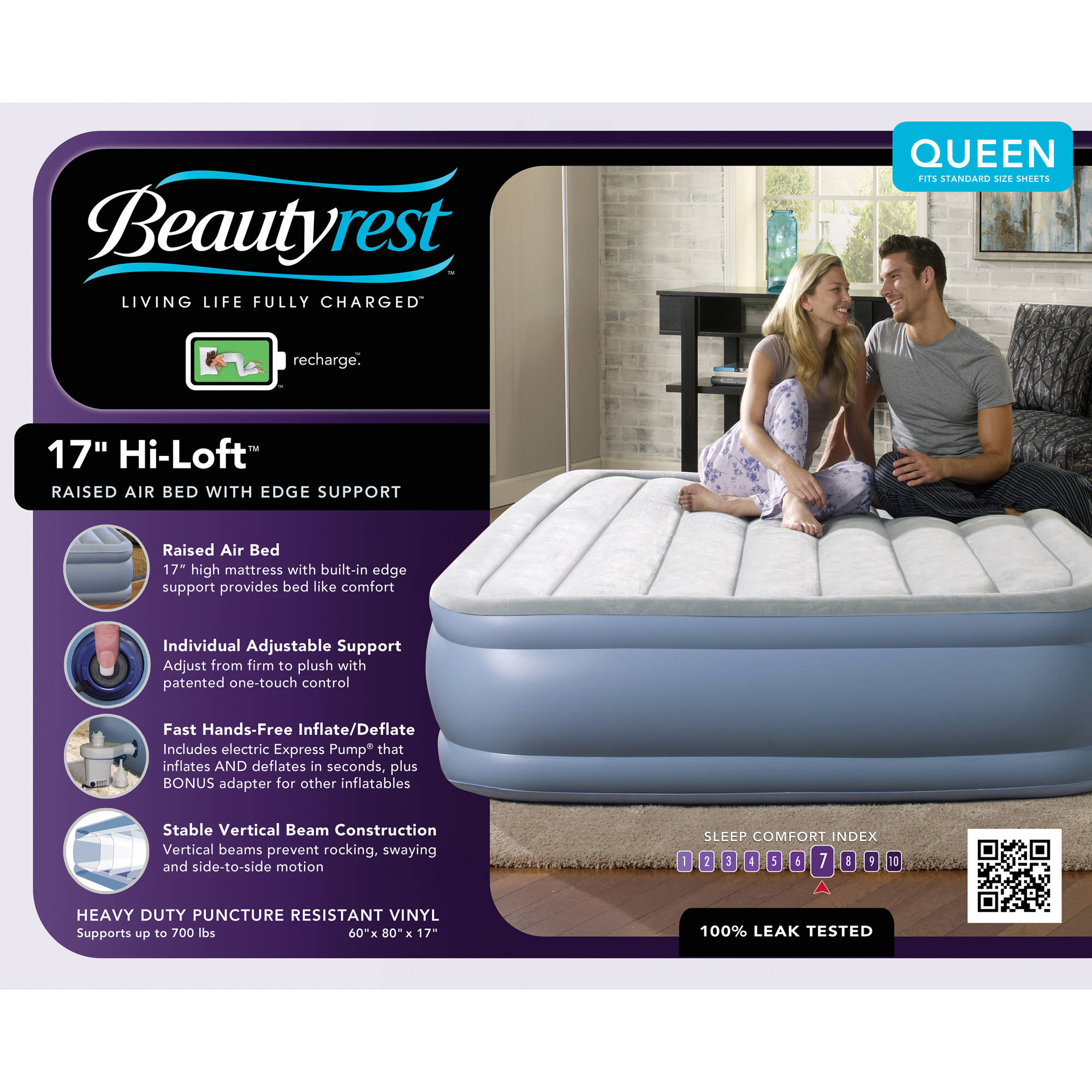 Inflatable bed clear - Inflatable Bed Clear 22