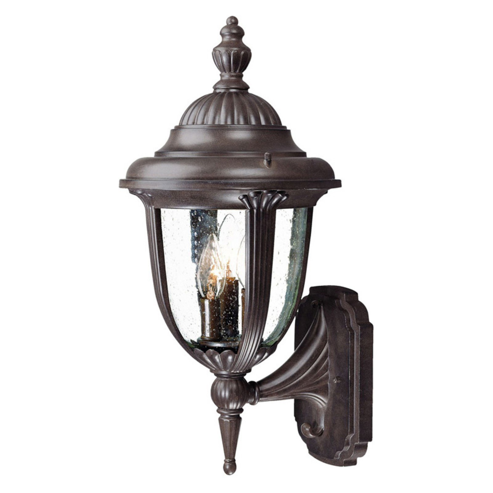 Acclaim Lighting Monterey 3 Light Outdoor Wall Mount Light Fixture