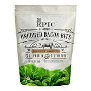 EPIC Hickory Smoked Bacon Bits, Keto Consumer Friendly, 1 Count Box 3oz pouches