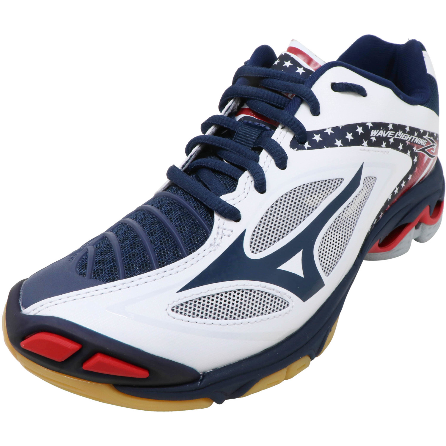 mizuno womens volleyball shoes size 8 x 3 inch measure video