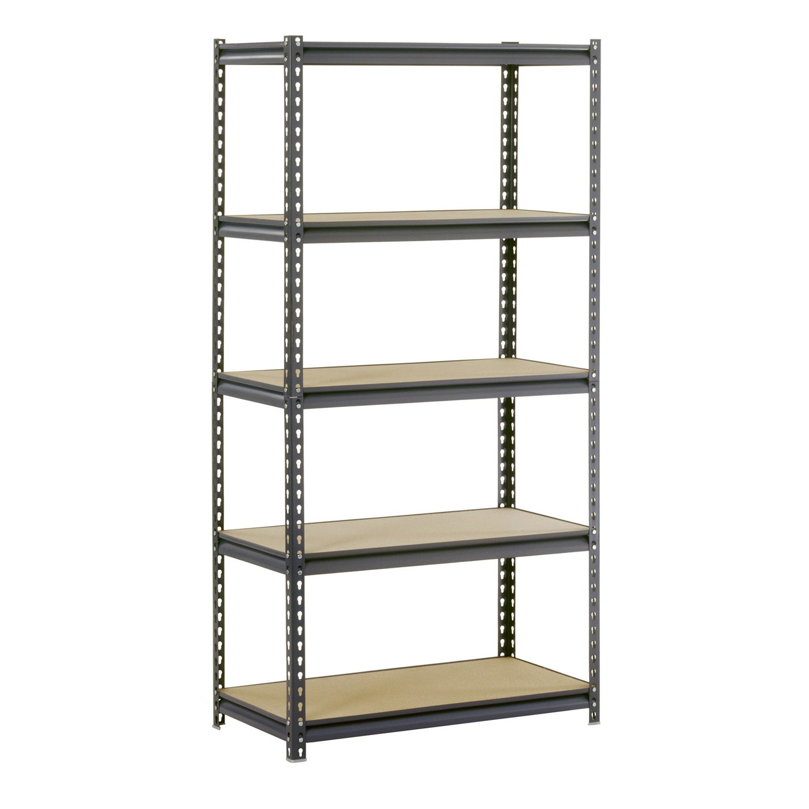 Edsal 36 in. Ultra Rack - 5 Shelf
