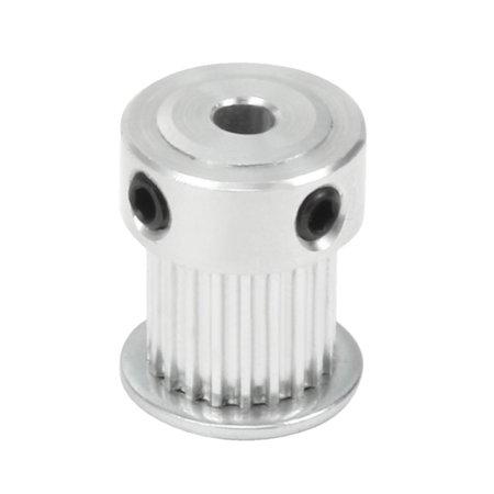 Aluminum MXL 20 Teeth 5mm Bore 11mm Belt Timing Idler Pulley Synchronous Wheel