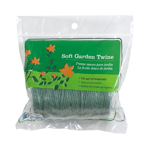 Gardener's Blue Ribbon 200' Soft Garden Twine, Green