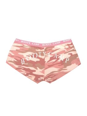 Product Image Womens Pink Camo Booty Camp Shorts Underwear c3fd2a42d55