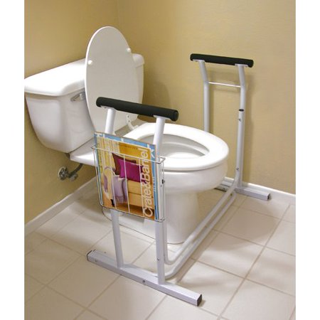 North American Health + Wellness JB4349 Deluxe Toilet Safety -