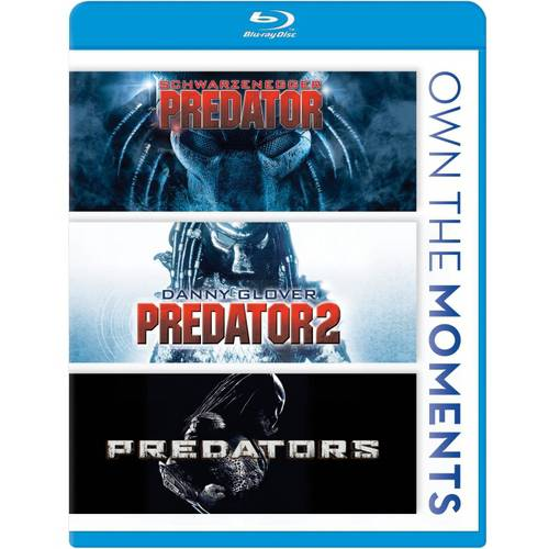Predator / Predator 2 / Predators (Blu-ray) (Widescreen)
