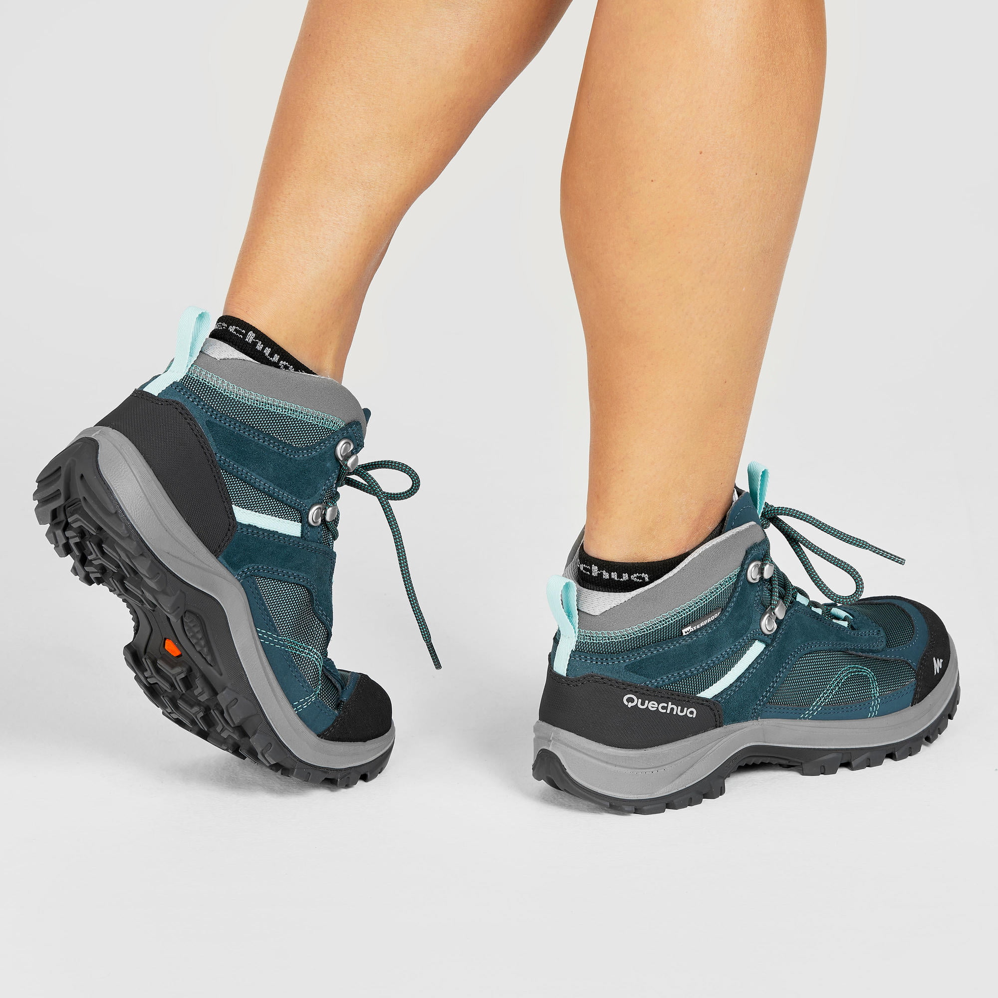 MH100 Mid Waterproof Hiking Shoes