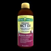 Spring Valley MCT Oil, 12 fl oz