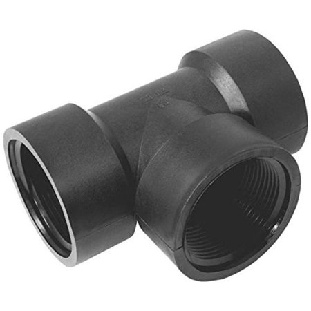 Green Leaf 37879 1 in. FPT Threaded Pipe Tee - image 1 de 1